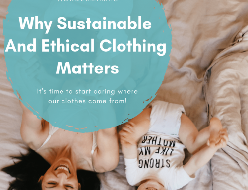 Why Sustainable and Ethical Fashion Matters