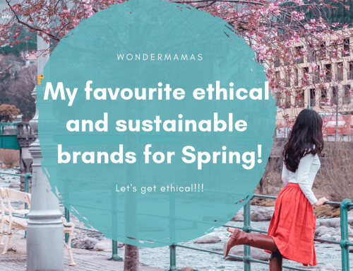 10 Ethical and Sustainable Brands for Spring!