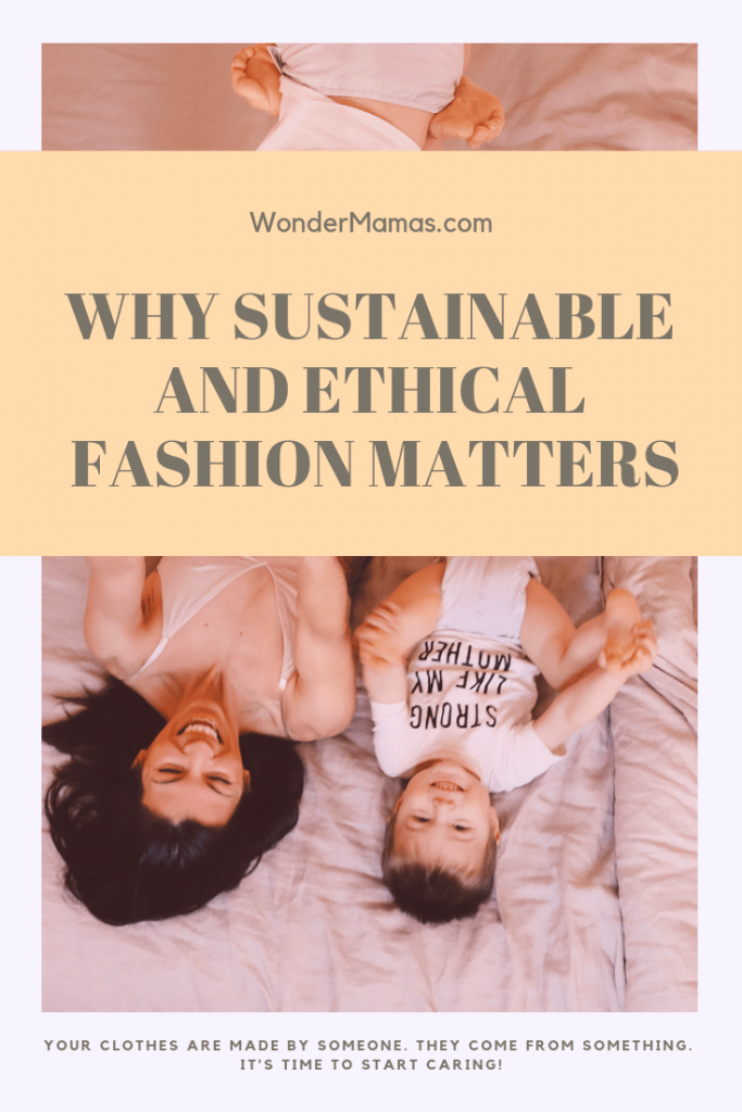 sustainable and ethical fashion