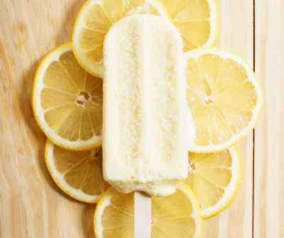 lemondade popsicle
