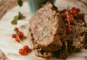 5-Ingredient Vegan Banana Bread