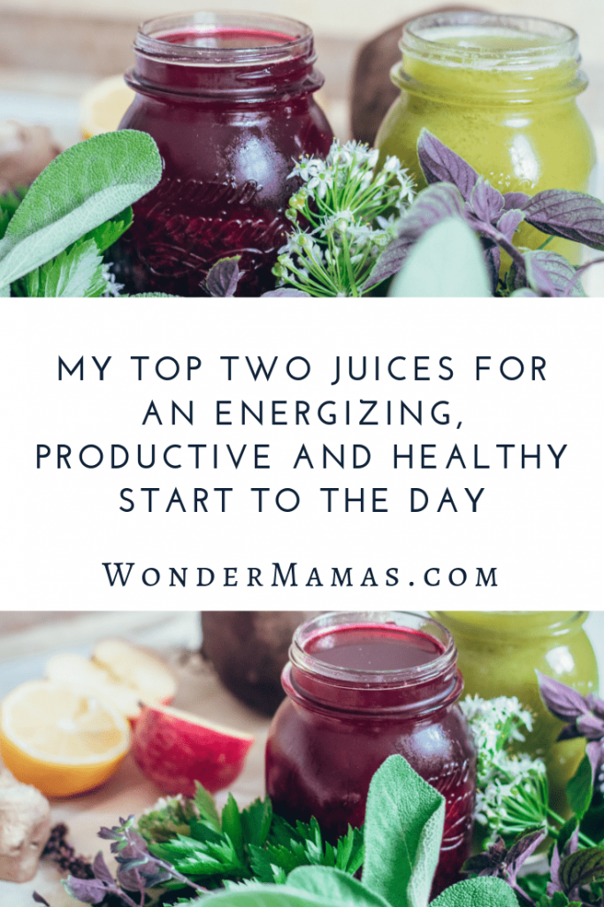 Must-Have Energizing Juices for a Productive Morning