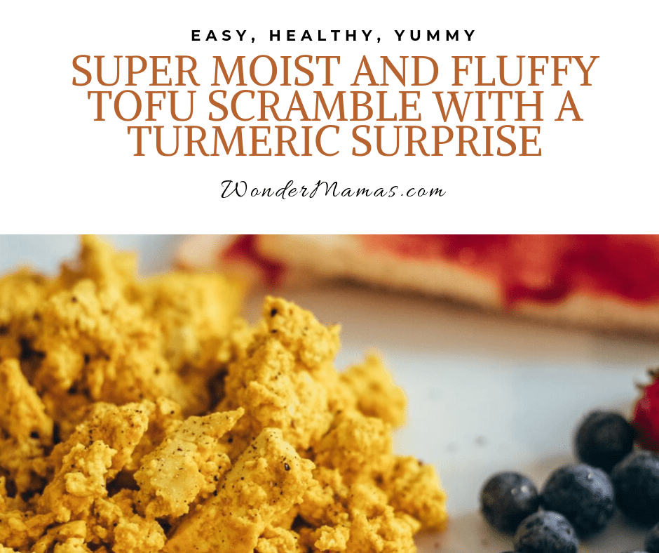Easy Tofu Scramble
