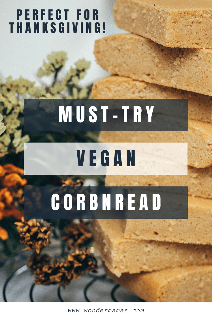 The Perfect Vegan Cornbread