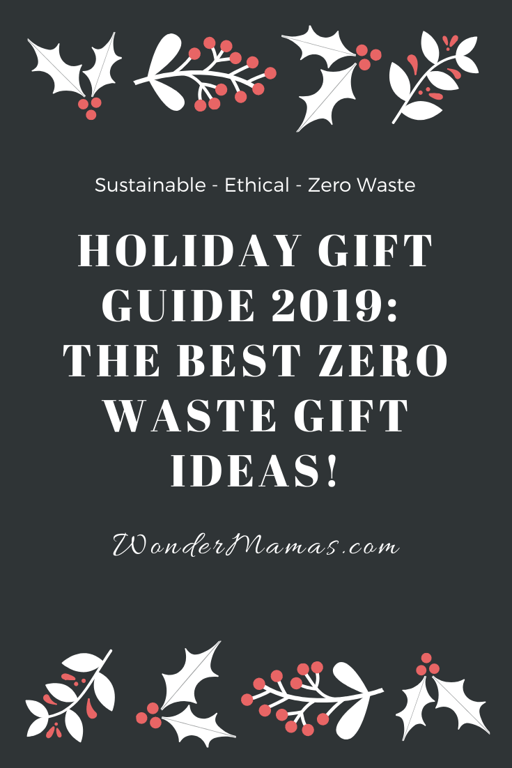 The best zero waste gift guide