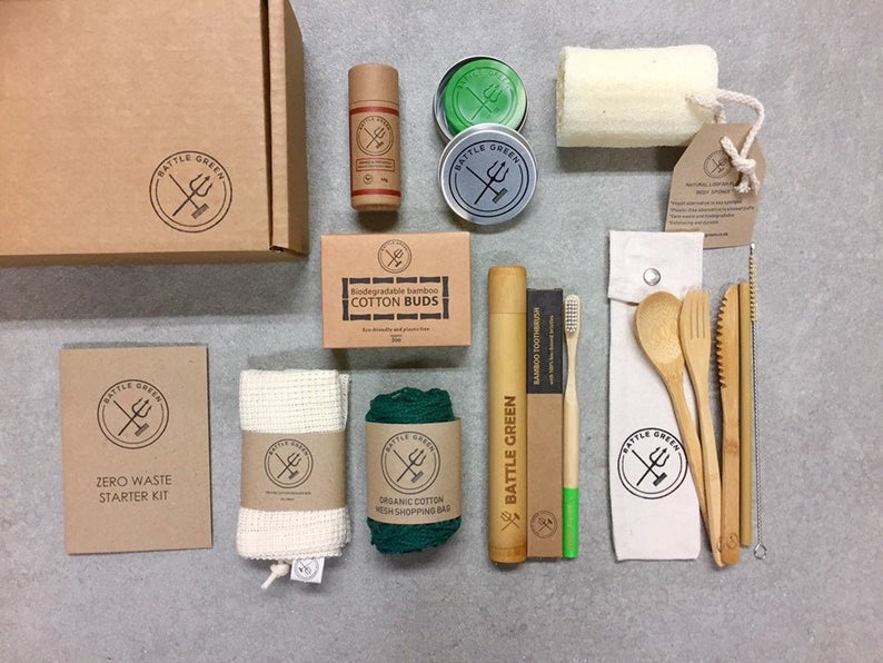 Etsy Zero Waste Gift Set