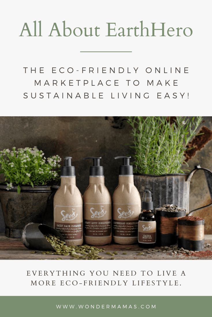 EarthHero: The Eco-Friendly Online Marketplace