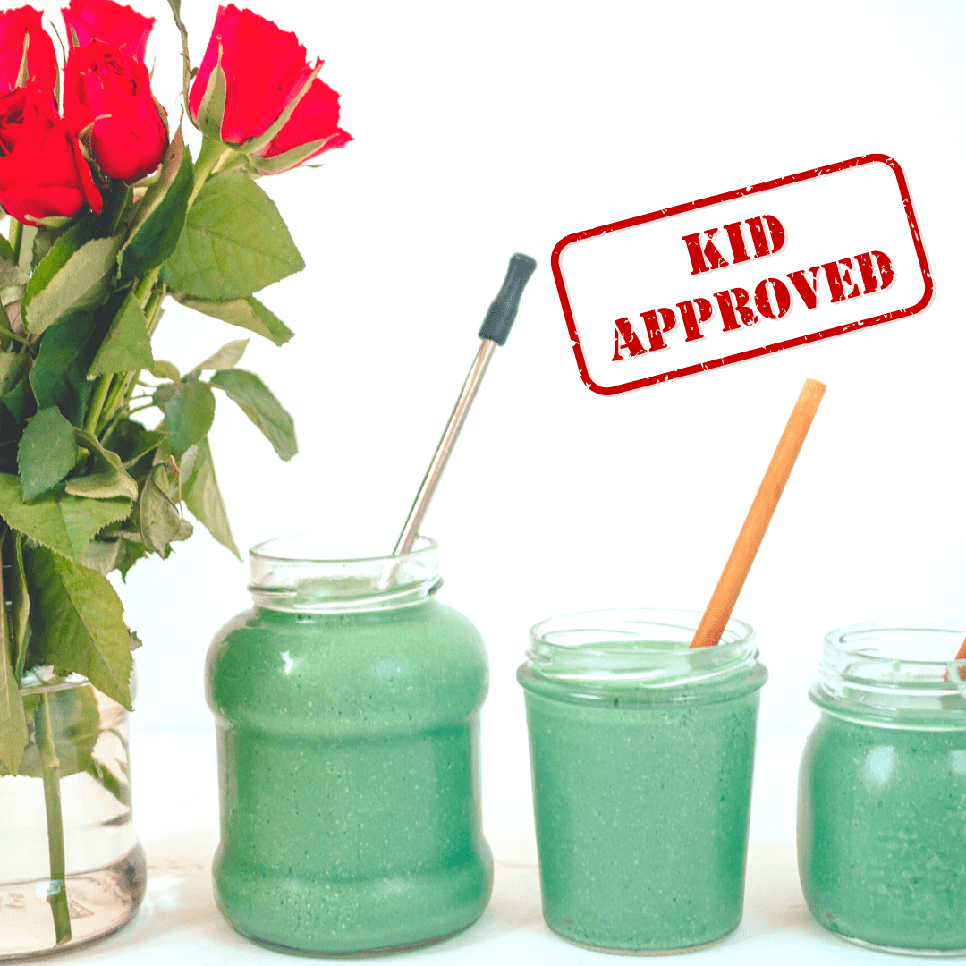 Kid-approved superfood smoothie