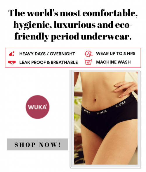 Wuka Period Panties