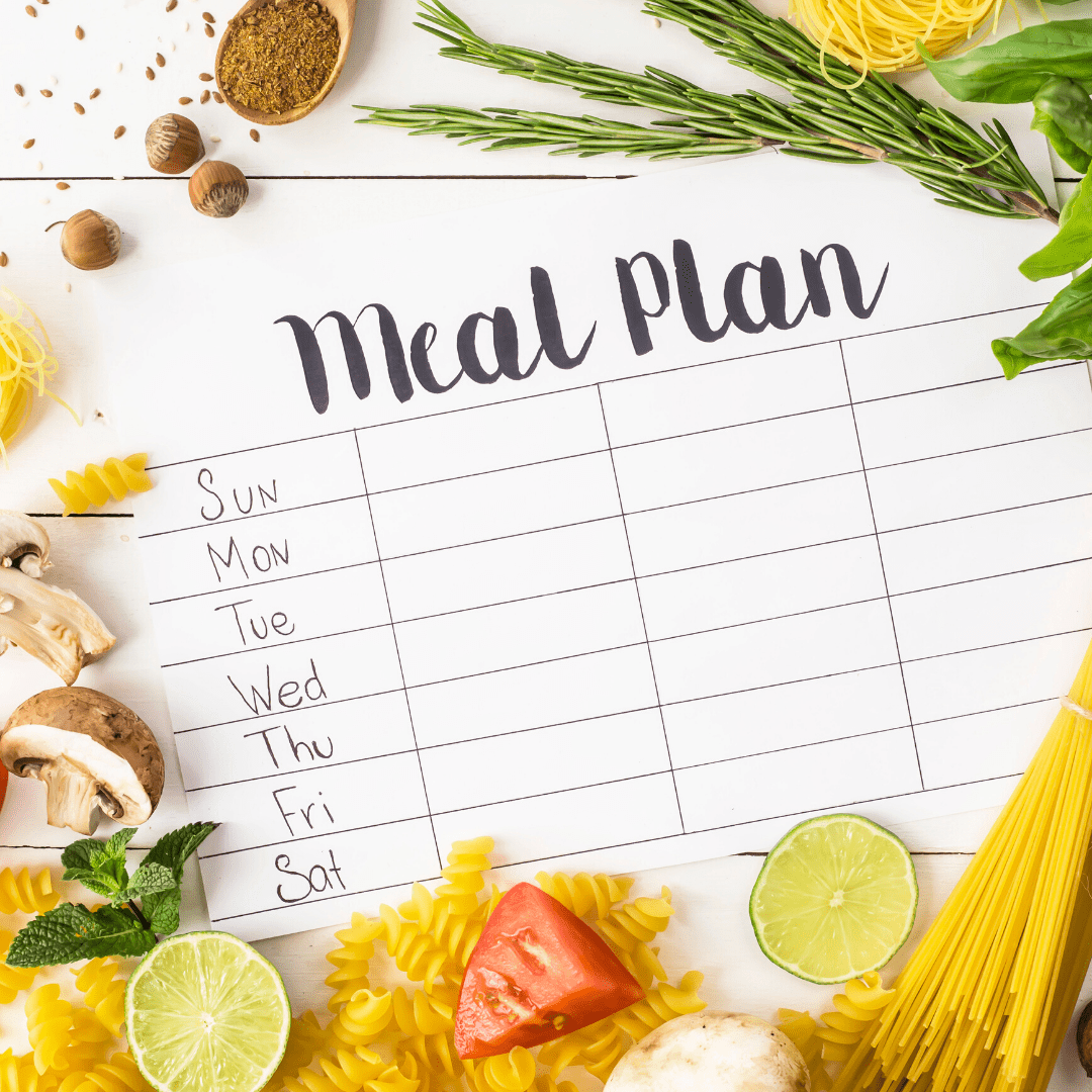 3 Tips for Meal Planning