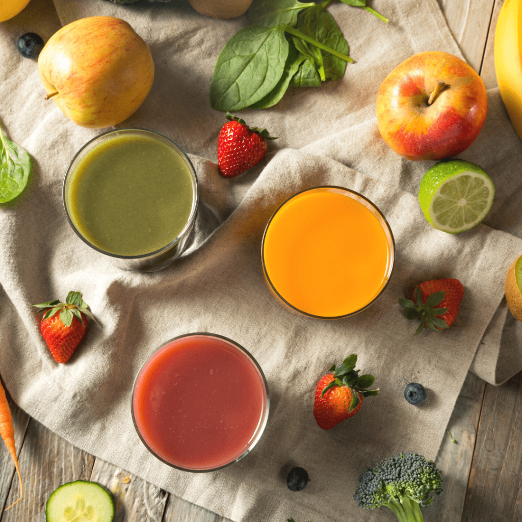 5 Amazing Juice Recipes to Cleanse and Reboot!