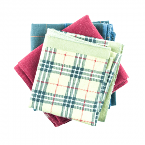 Homemade Hankerchiefs