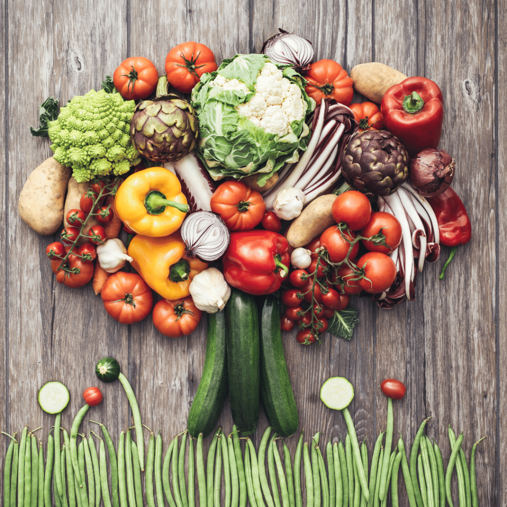 5 ways to add more plants to your plate